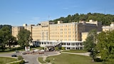 French Lick hotel photo