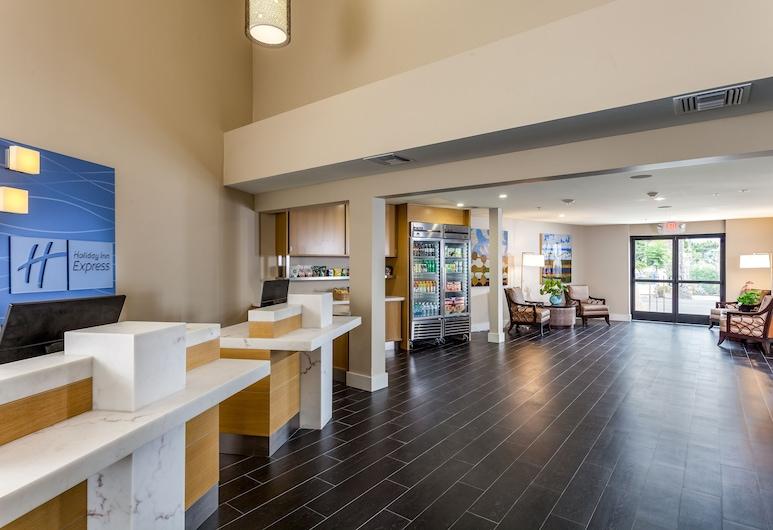 Holiday Inn Express & Suites La Jolla - Beach Area, La Jolla, Fuajee