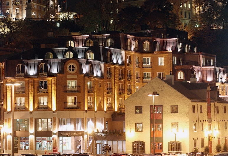 Auberge Saint-Antoine by Relais & Chateaux, Quebec, Hotel Front – Evening/Night