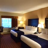 Standard Room, 2 Queen Beds, Non Smoking, Balcony - Guest Room