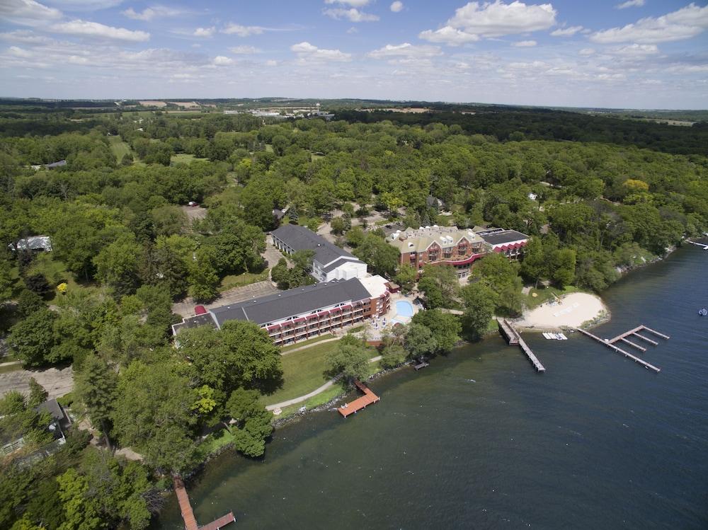 Heidel House Resort & Spa, Green Lake