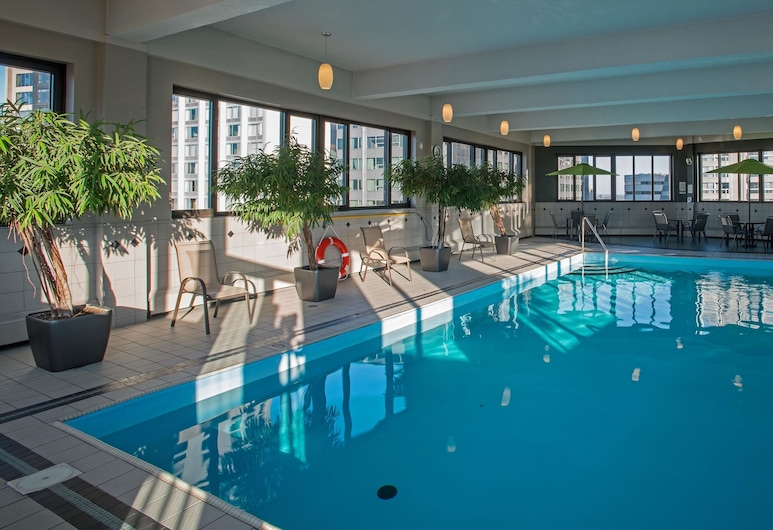 L'Appartement Hotel, Montreal, Innenpool