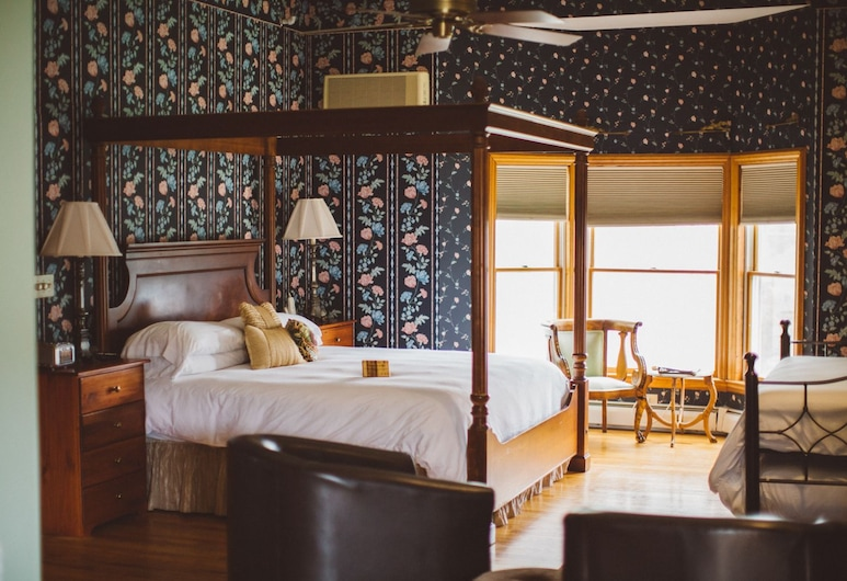 Albergo Allegria Hotel & Breakfast Restaurant , Windham, Room 3, Guest Room