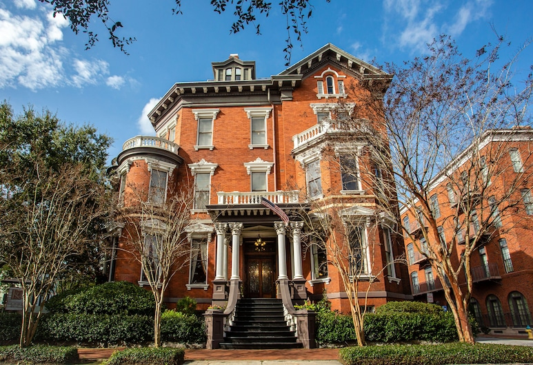 Kehoe House,Historic Inns of Savannah Collection, Savannah, Hotel Front