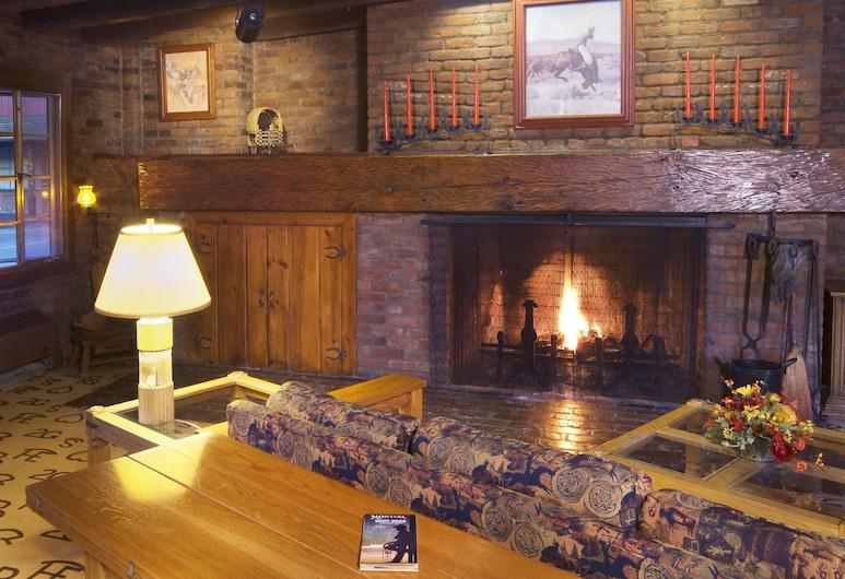Dude Rancher Lodge, Billings, Vestíbulo