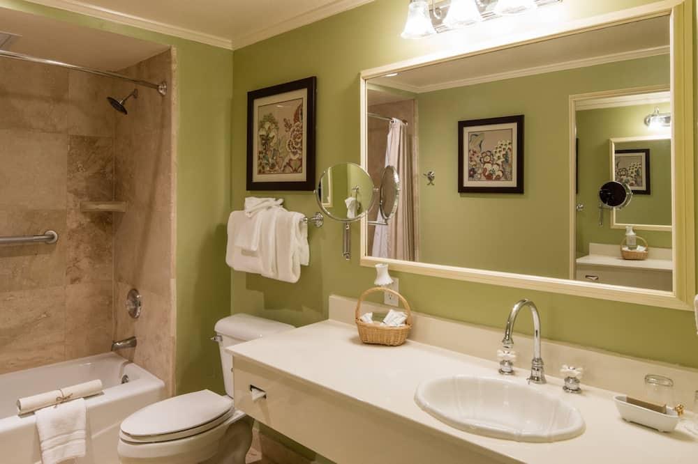 Deluxe Δωμάτιο, 1 King Κρεβάτι (Main Inn) - Μπάνιο