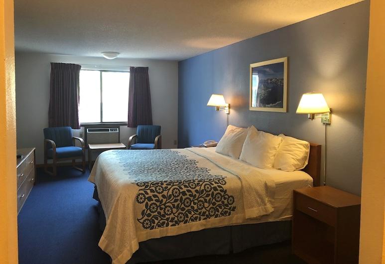 Days Inn by Wyndham Corvallis, Corvallis, Standardní pokoj, dvojlůžko (180 cm), Pokoj