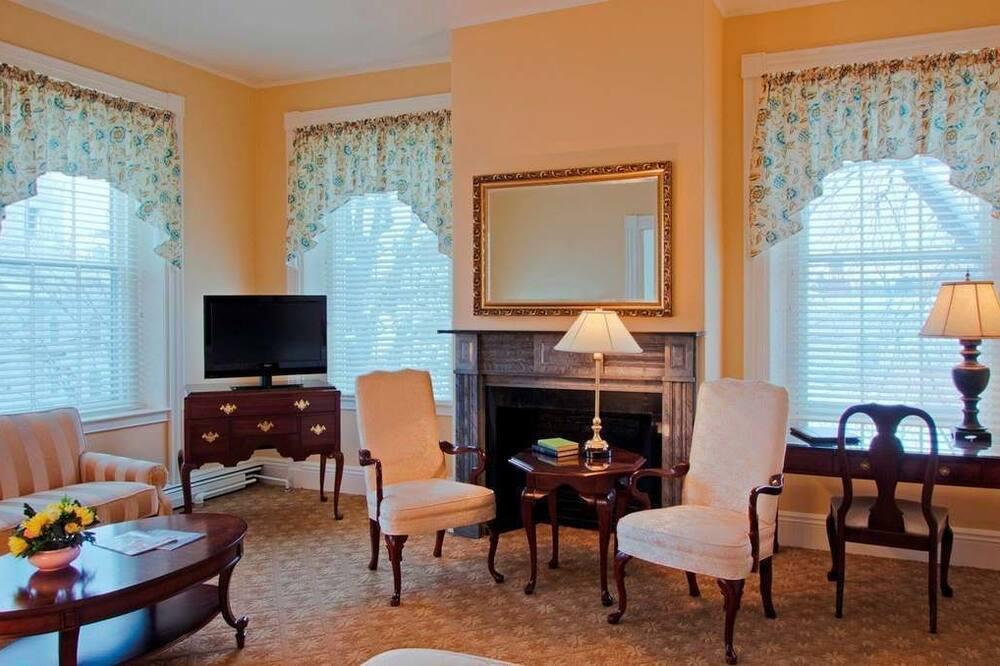 Pokój luksusowy, Łóżko king - Powierzchnia mieszkalna