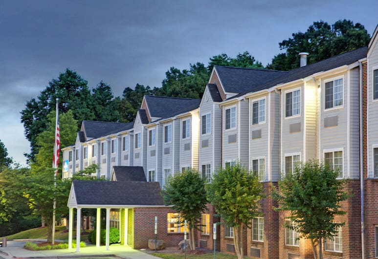Microtel Inn by Wyndham Charlotte/University Place, Charlotte