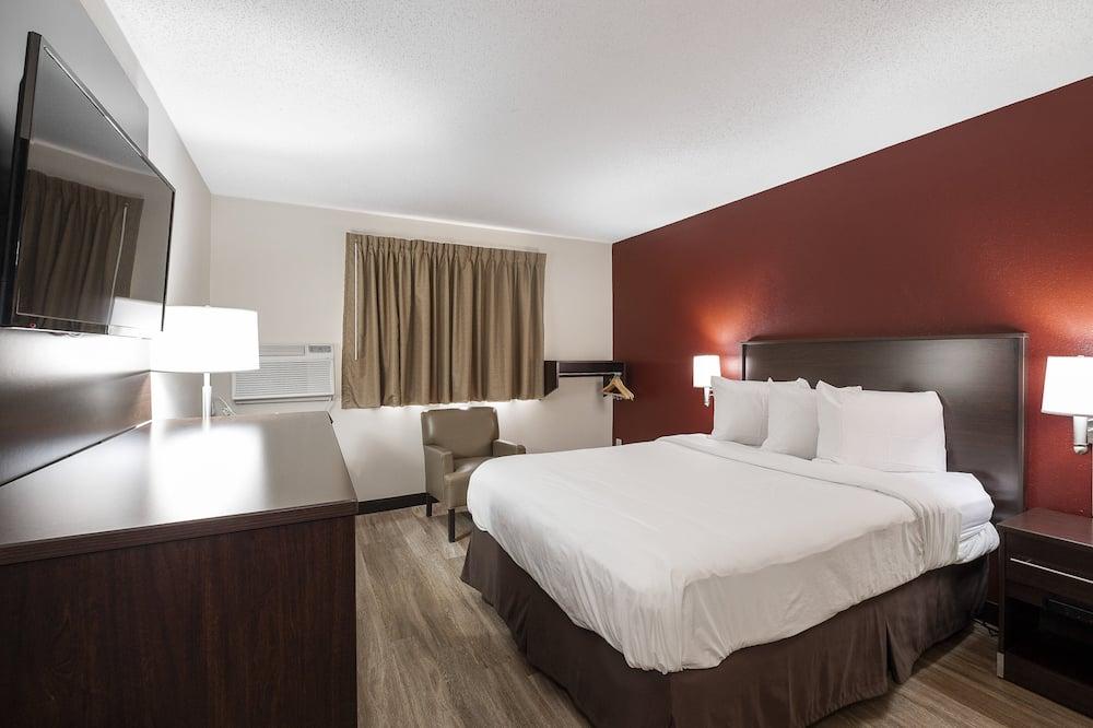豪華客房, 1 張特大雙人床, 非吸煙房 - 客房