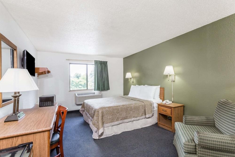 Štandardná izba, 1 veľké dvojlôžko - Hosťovská izba