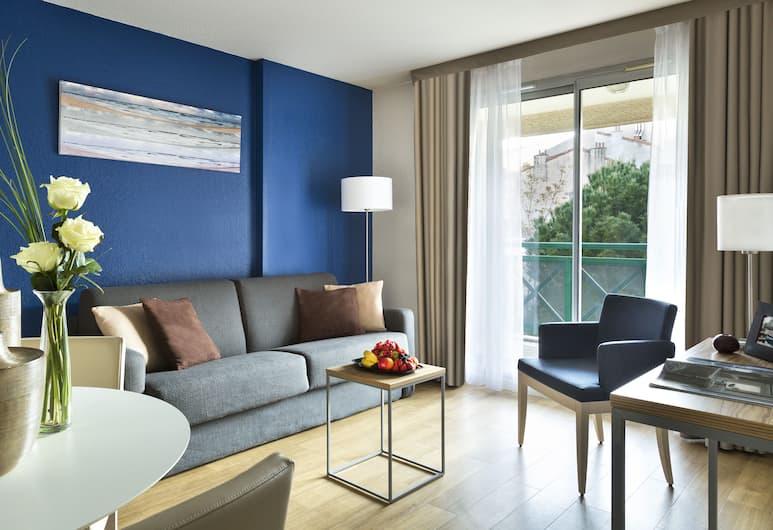 Citadines Prado Chanot Marseille, Marseille, Apartamentai, 1 miegamasis, Kambarys