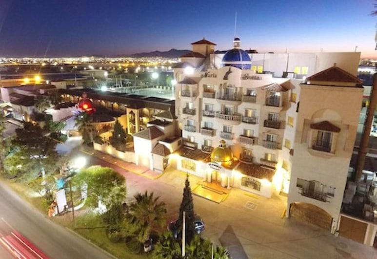 Maria Bonita Business Hotel & Suites, Ciudad Juarez, Letecký pohled