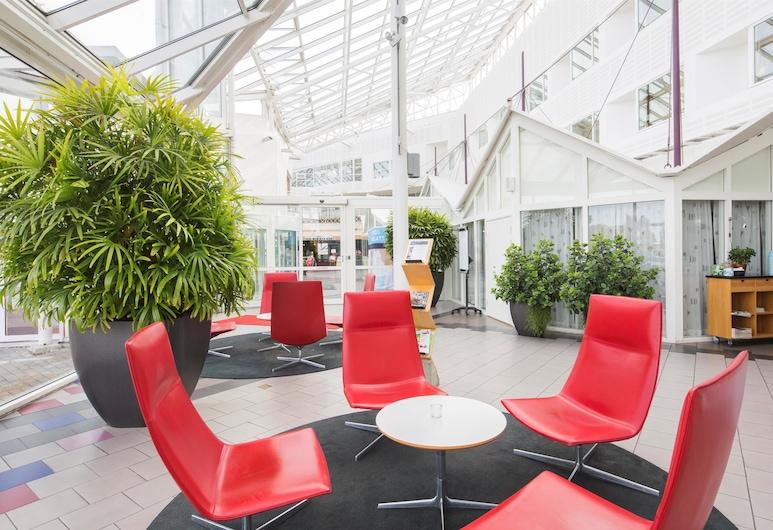 Best Western Eurostop Orebro, Örebro, Sittområde i lobbyn
