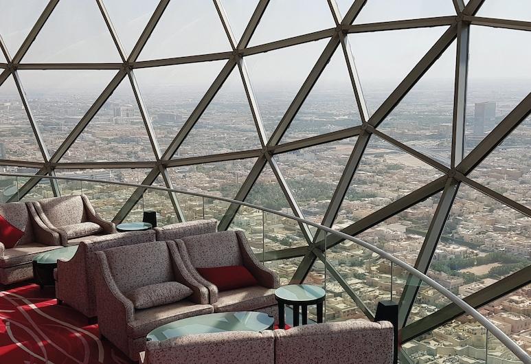 Al Faisaliah Hotel, Riyadh, Hotel Bar