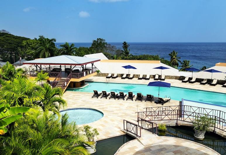 Le Grand Courlan Spa Resort , Black Rock, Havuz