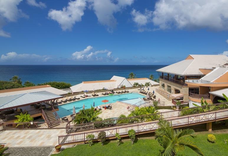 Le Grand Courlan Spa Resort, Блек Рок, Вид з готелю