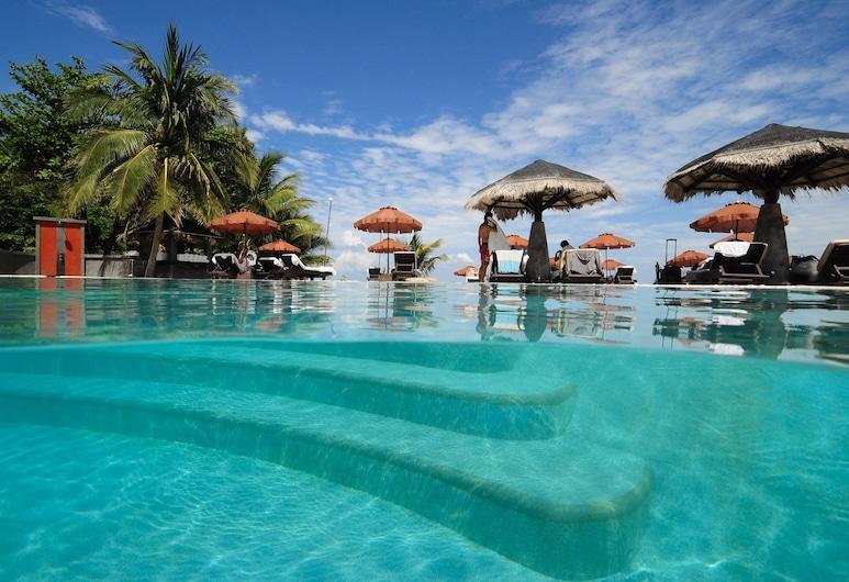 通塞灣酒店, 蘇梅島, 泳池