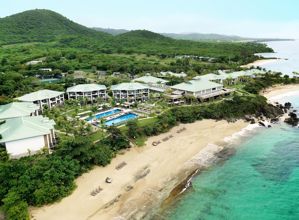 W Retreat Spa Vieques Island Aerial View