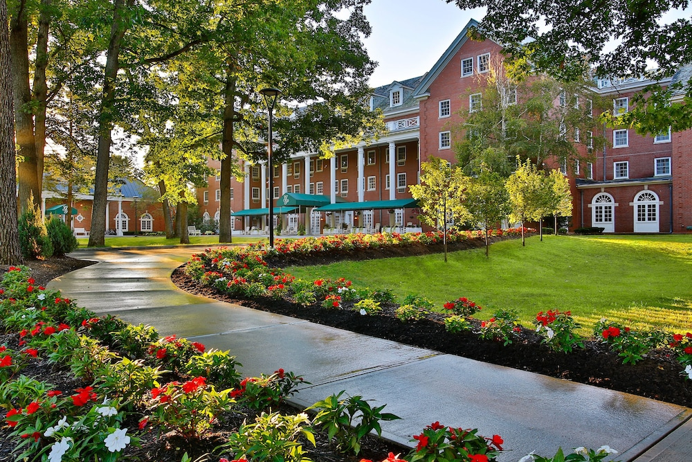 Gideon Putnam Resort And Spa, Saratoga Springs