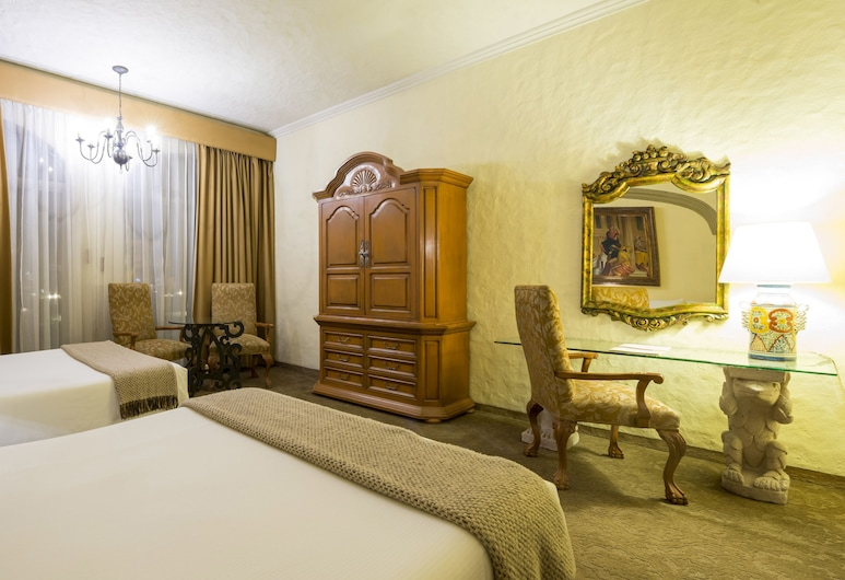 Quinta Real Aguascalientes, Aguascalientes,  Master Suite Non Refundable Double bed , Quarto