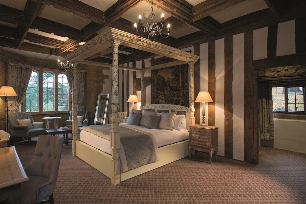 Phòng đôi Cao cấp, 1 giường cỡ king - Phòng