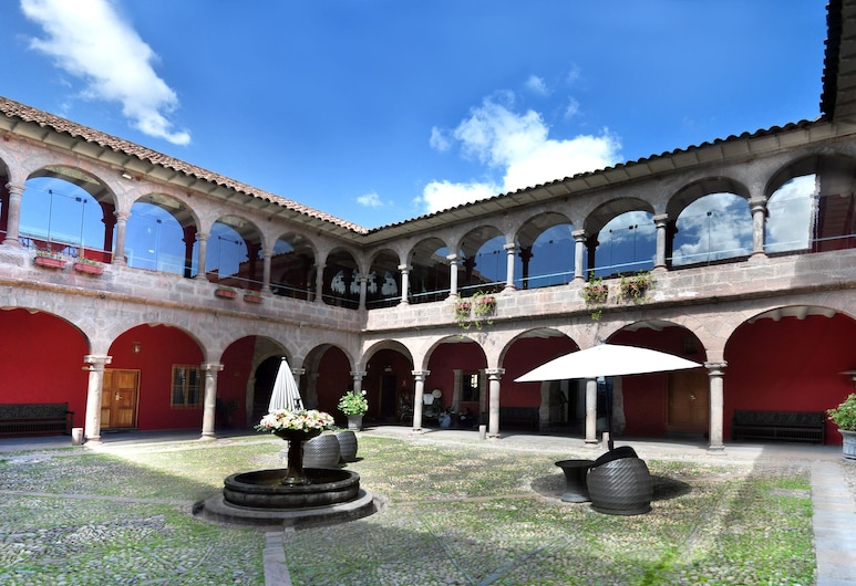 Ramada Costa Del Sol Cusco, Cusco, Innenhof