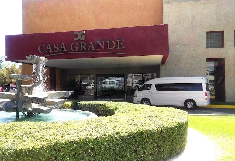Casa Grande Chihuahua, Chihuahua, Fachada do Hotel