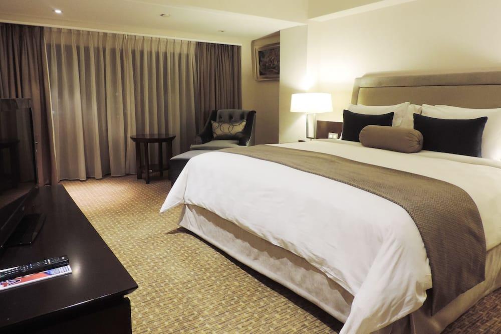 Ambassador Suite - חדר רחצה