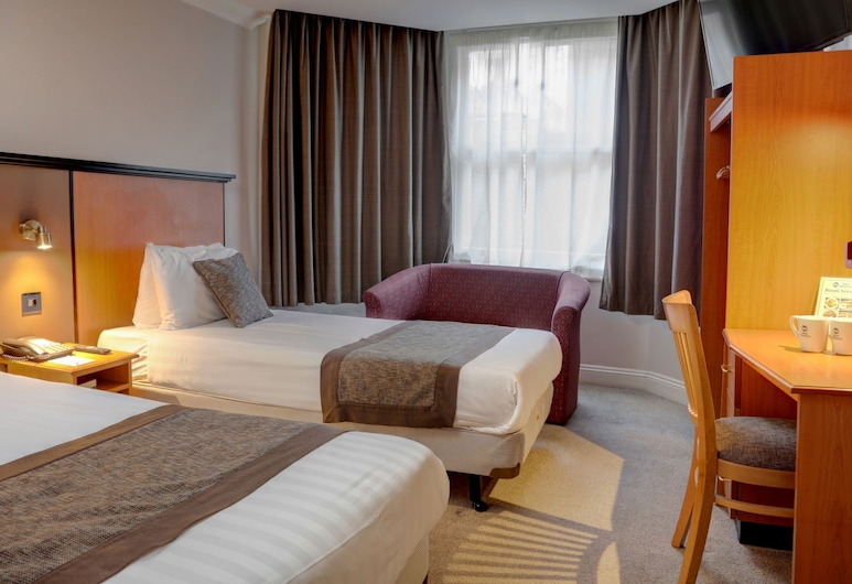 Best Western Corona, London, Family Room, Multiple Beds, Non Smoking, Guest Room