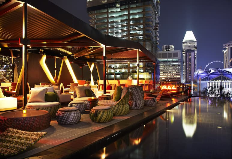 Naumi Hotel, Singapore, Pool