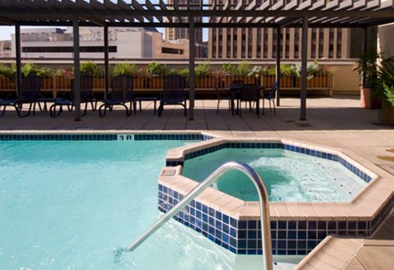 Drury Inn & Suites San Antonio Riverwalk, San Antonio, Terrace/Patio