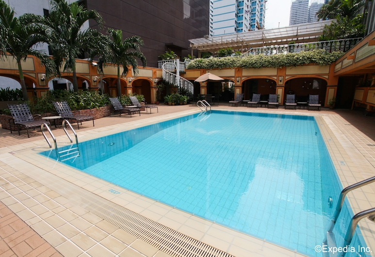 Hotel Grand Pacific (SG Clean), Singapore, Outdoor Pool