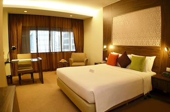 싱가포르의 호텔 그랜드 퍼시픽 사진