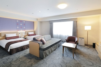 Nuotrauka: Sapporo Excel Hotel Tokyu, Saporas
