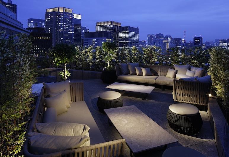 東京宮殿飯店, 東京, 露台