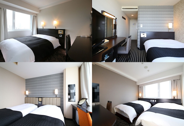 Apa Hotel And Resort Tokyo Bay Makuhari, Chiba, Room, Non Smoking (Run of House,see hotel policy (child)), Bilik Tamu