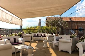 Gambar Due Torri Hotel di Verona