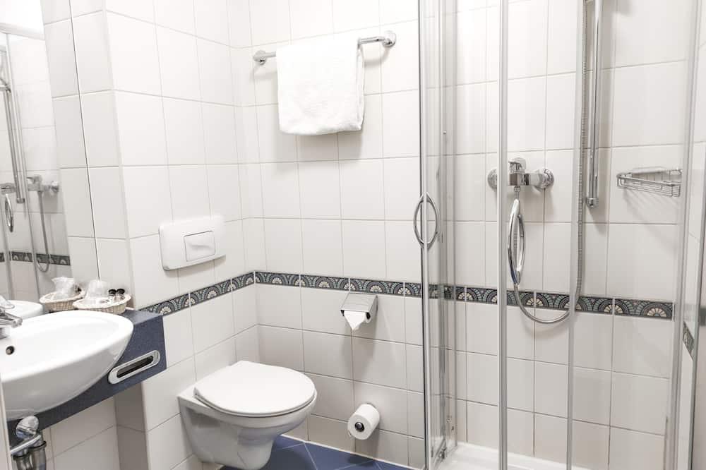 Standartinio tipo kambarys, 1 viengulė lova, Nerūkantiesiems - Vonios kambarys