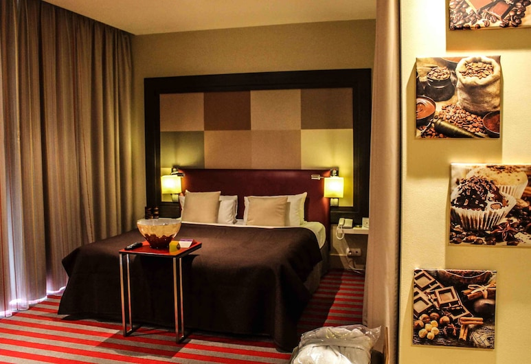 Mercure Warszawa Grand, Warschau, Zimmer