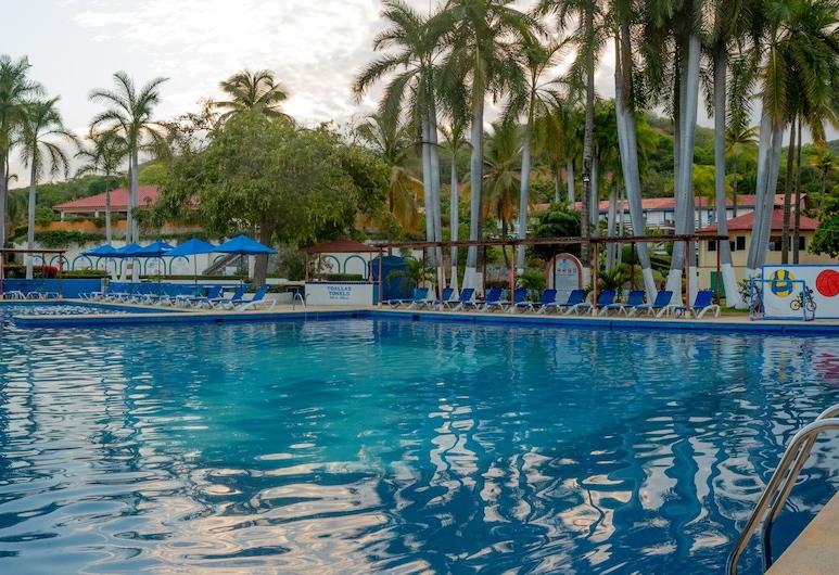 Qualton Club Ixtapa - All Inclusive, Ixtapa, Uima-allas