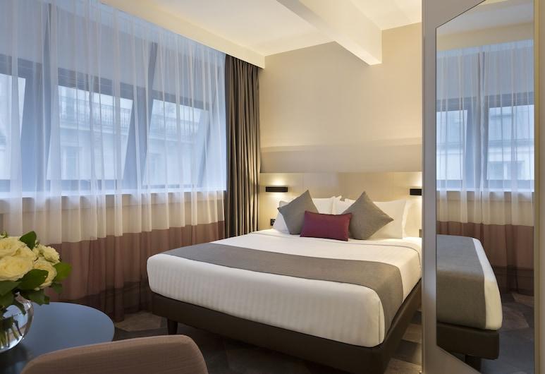 巴黎馨樂庭特洛卡德羅酒店, 巴黎, 開放式客房, 1 張標準雙人床, 客房