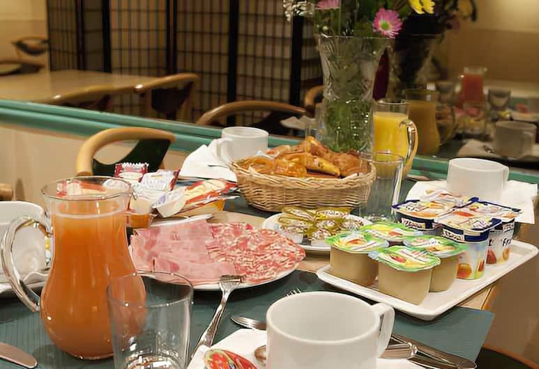 Hotel Transcontinental, Parigi, Sala colazione