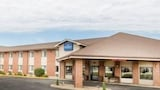 Reserve this hotel in Le Mars, Iowa