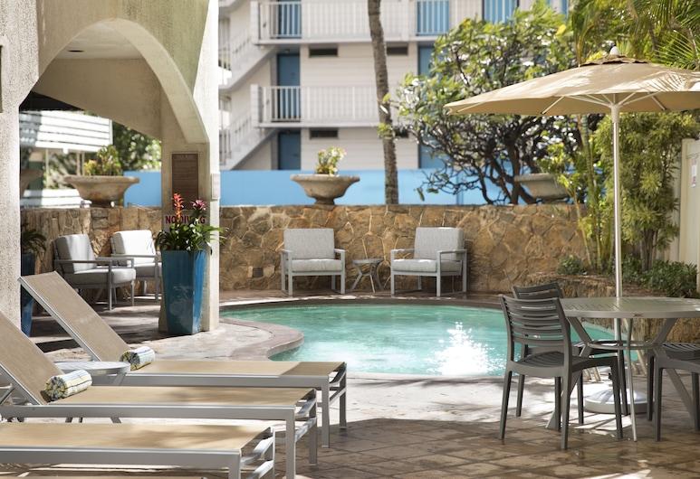 Coconut Waikiki Hotel, Honolulu, Pool
