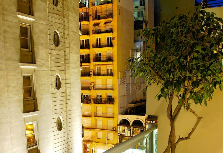 Ulises Recoleta Suites, Buenos Aires, Tvíbýli, Svalir