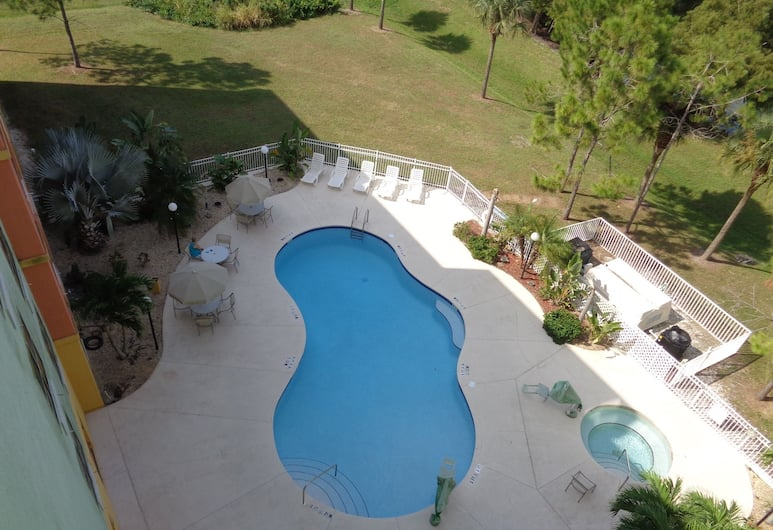 Allure Suites, Fort Myers, Alberca al aire libre