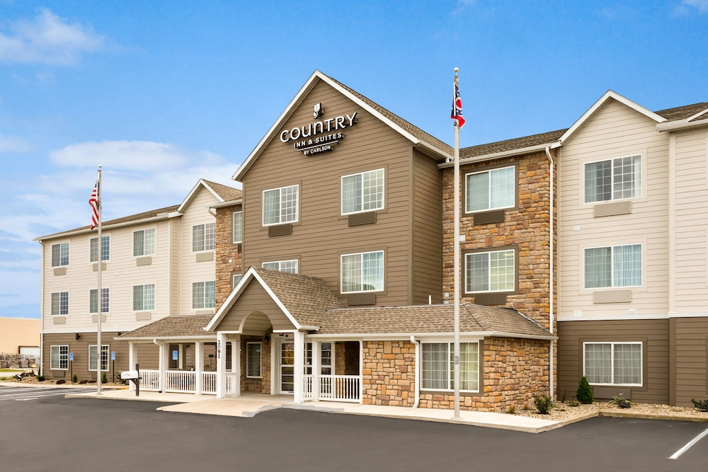 Country Inn Suites By Radisson Marion Oh Al