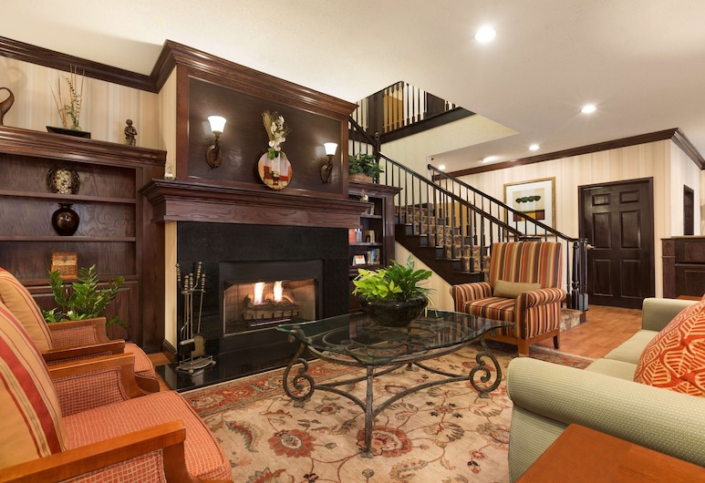 Country Inn & Suites by Radisson, Asheville at Asheville Outlet Mall, NC, Asheville, Lobby