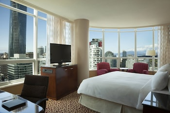 Foto Vancouver Marriott Pinnacle Downtown di Vancouver